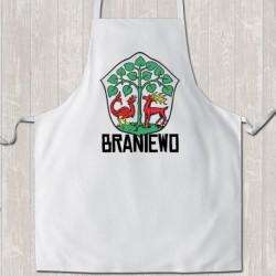 fartuch Braniewo herb