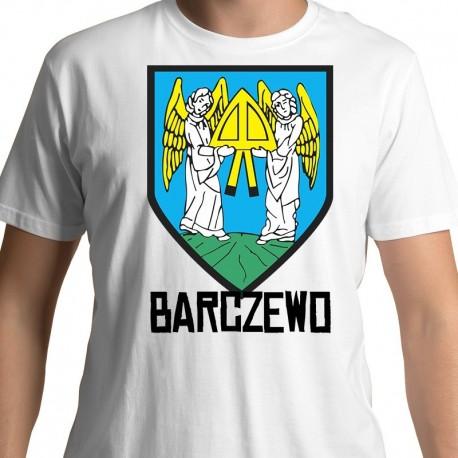 koszulka Barczewo herb