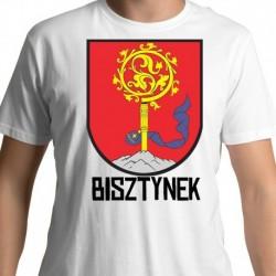 koszulka Bisztynek herb