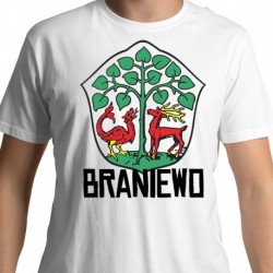 koszulka Braniewo herb