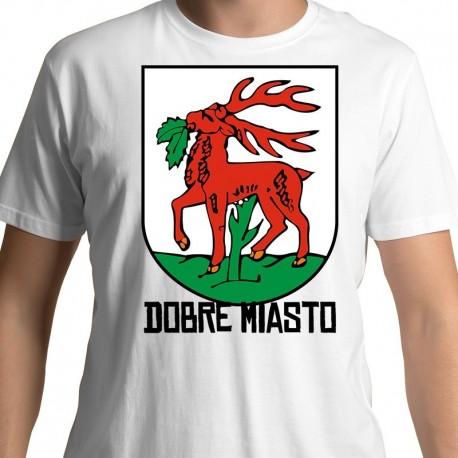 koszulka Dobre Miasto herb