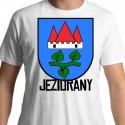 koszulka Jeziorany herb