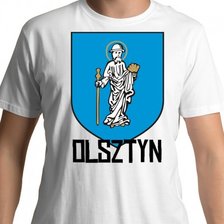 koszulka Olsztyn herb