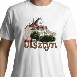 koszulka Olsztyn kamienica Naujacka