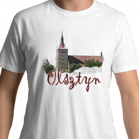 koszulka Olsztyn katedra