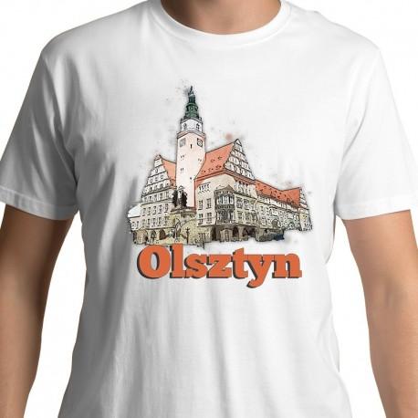 koszulka Olsztyn ratusz