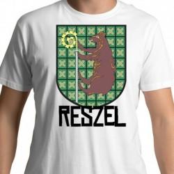 koszulka Reszel herb