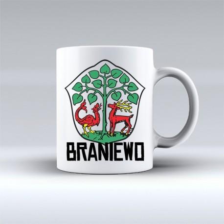 kubek Braniewo herb