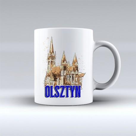 kubek Olsztyn kościół Serca