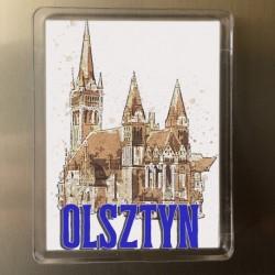 magnes Olsztyn kościół Serca