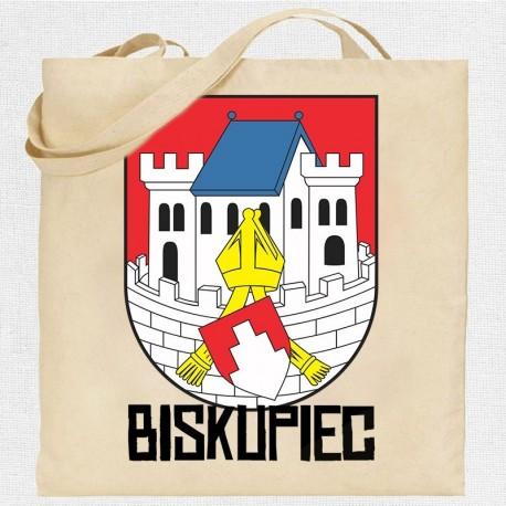 torba Biskupiec herb
