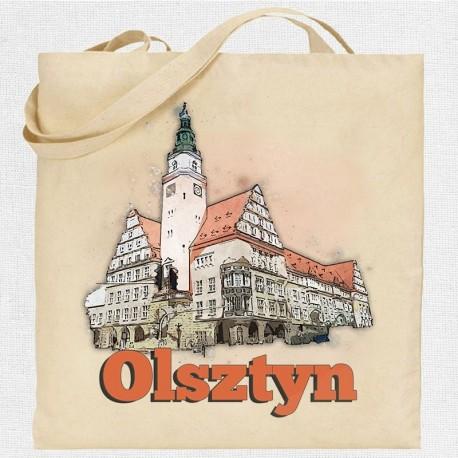 torba Olsztyn ratusz