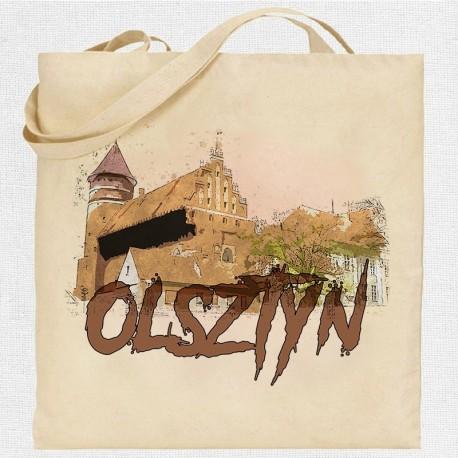torba Olsztyn widok na zamek