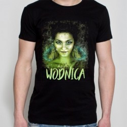 koszulka czarna wodnica