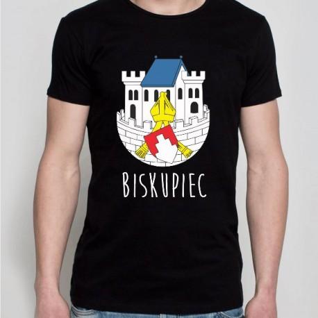 koszulka Biskupiec czarna