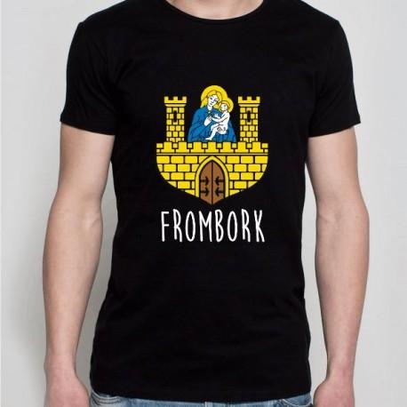 koszulka Frombork czarna