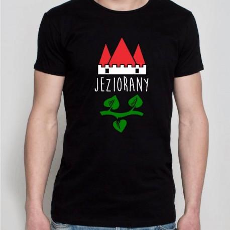 koszulka czarna Jeziorany