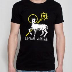 koszulka czarna Lidzbark Warmiński
