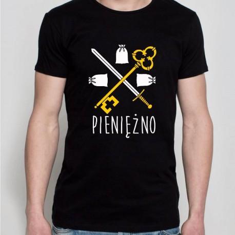 koszulka czarna Pieniężno