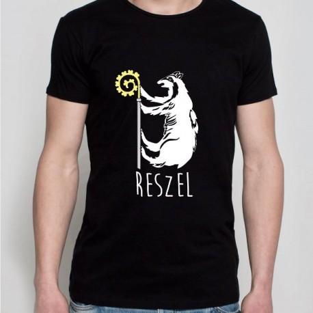 koszulka czarna Reszel