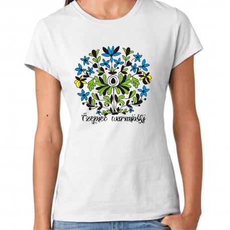koszulka czepiec warmiński okrągły